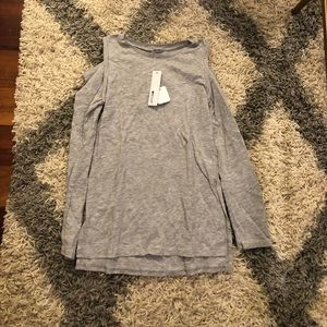 NWT LAmade Cold Shoulder Tee